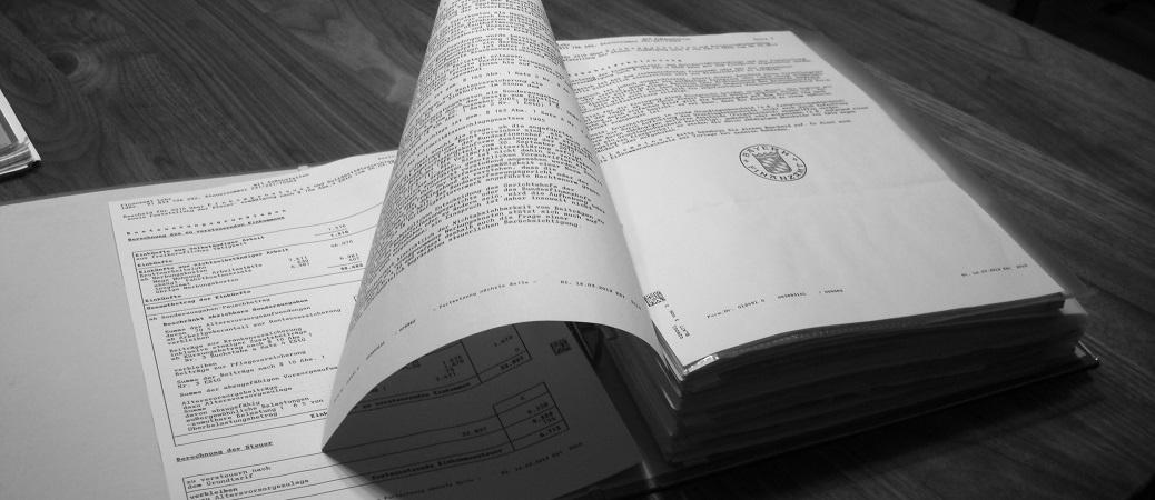Professionelle Beratung und Unterstützung in Belangen des Steuerrechts