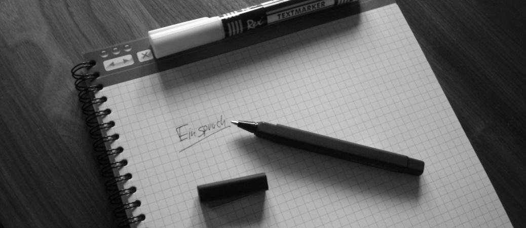 Wir skizzieren Ihnen den groben Ablauf in der Prüfungsanfechtung